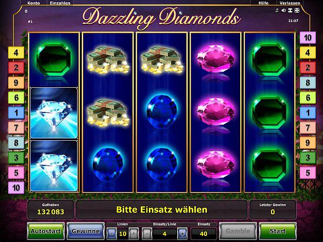 diamonds spiel