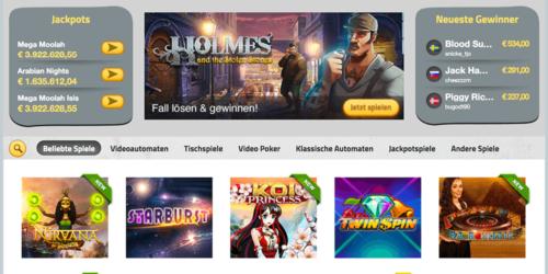 slots online spielen deutsche online casino