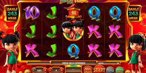 Fa Fa Twins Spielautomat