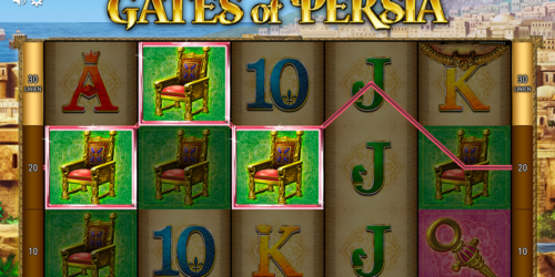Gates of Persia Slot von Bally Wulff
