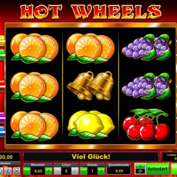 Hot Wheels von Lionline