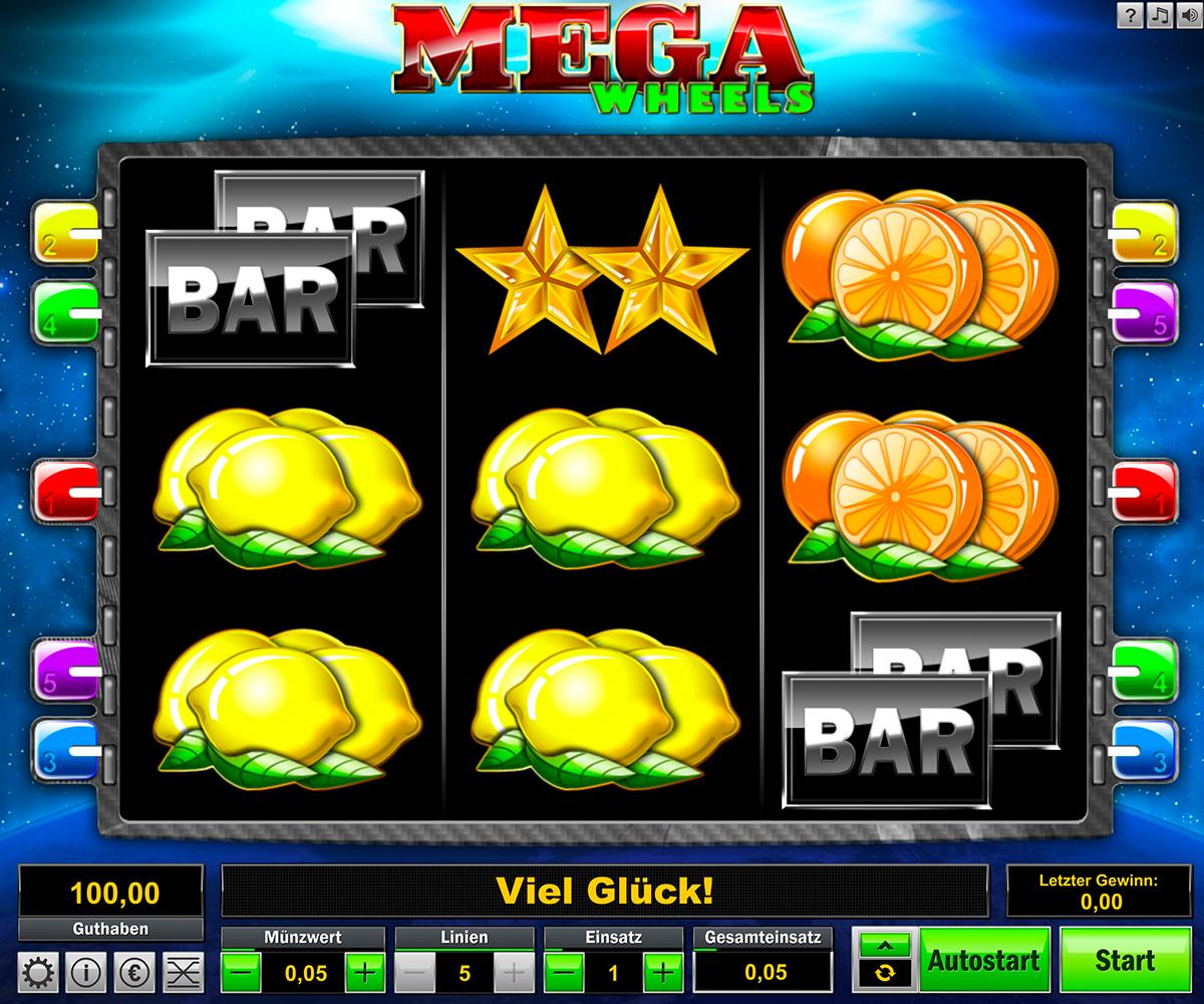Mega Wheels von Lionline (Löwen Play)