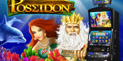 Poseidon Spielautomat