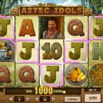 Rich Wilde and the Aztec Idols von Play'n Go