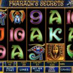 Pharaoh's Secrets Spielautomat